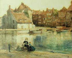William Timlin; The Harbour Fairies