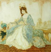 William Timlin; The Letter