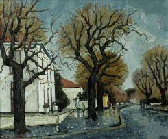 David Botha; Straatjie in die Paarl