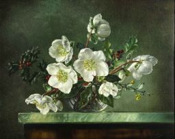 Cecil Kennedy; Christmas Roses
