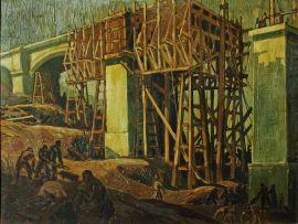 Nils Andersen; Durban North Cement Bridge Construction