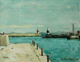 Robert Broadley; Harbour, Gordons Bay