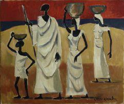 Maurice van Essche; Congo Figures