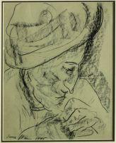 Irma Stern; Arab at Prayer