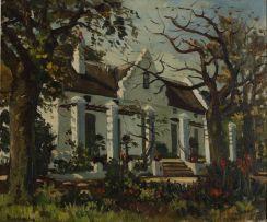 Piet van Heerden; Historic Homestead, 'Nancy', Paarl