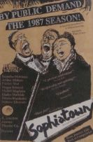 William Kentridge; Sophiatown, the 1980 season, Market Theatre Poster