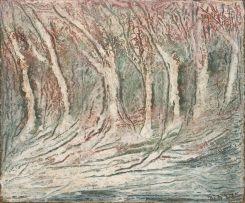 Georgina Ormiston; Wooded Landscape