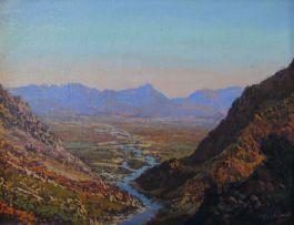 Tinus de Jongh; Breede River