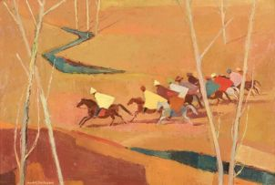 Nerine Desmond; The Cavalcade, Basutoland