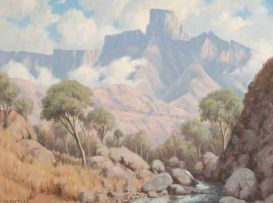 Willem Hermanus Coetzer; Mont-Aux-Sources