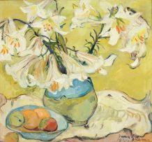 Irma Stern; Lilies