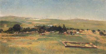 Frans Oerder; Frederik Jacobus Bezuidenhout's Farm, Bezuidenhout Valley
