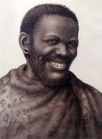 Gerard Bhengu; A Smiling Man