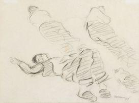 Gerard Sekoto; Workers Resting