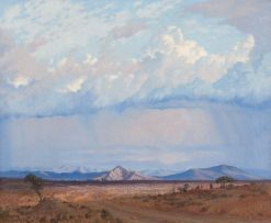 Willem Hermanus Coetzer; Approaching Storm, O.F.S.