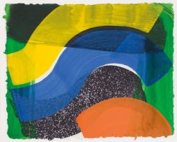 Howard Hodgkin; Put more Flags out Now (H.90)