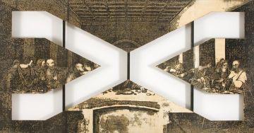 Kendell Geers; (X) Version I