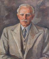 Maud Sumner; Alfred Bernard Sumner, the artist's father