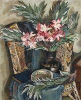 Maud Sumner; Lilies
