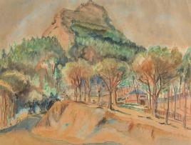Maud Sumner; Hillside