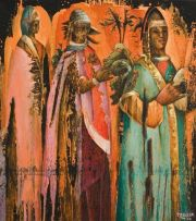 Alexis Preller; Three Wise Men