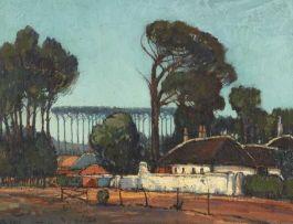 Pieter Wenning; At Claremont, CP