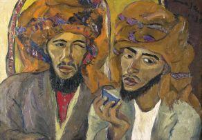 Irma Stern; Two Arabs