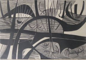 Cecil Skotnes; An Abstract Landscape