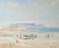Terence McCaw; Blouberg Beach