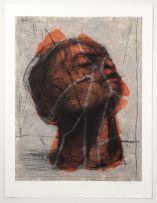 William Kentridge; Head