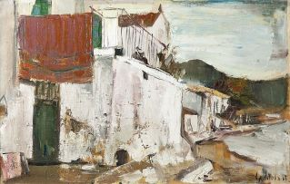 Sidney Goldblatt; A Seaside Village