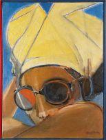 Stanley Pinker; Girl in Sunglasses