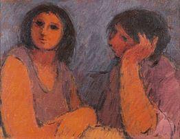 Eleanor Esmonde-White; Two Women