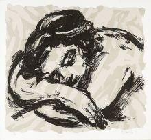 William Kentridge; Sleeper