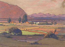 Jacob Hendrik Pierneef; The Magaliesberg
