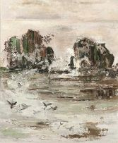 Cecil Higgs; Seagulls and Rocks