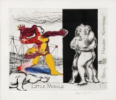 William Kentridge; Little Morals