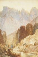 William Timlin; The Mountain Fairies