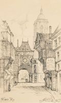 William Timlin; Rouen