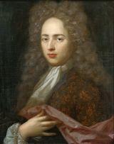 Follower of Sir Godfrey Kneller; Portrait of a Gentleman