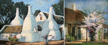 Richard Boberg; Lime Kilns, Mowbray