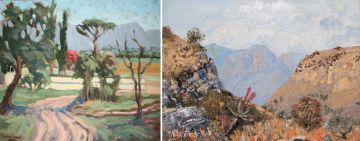 Andrew Haupt; Landscape