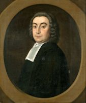 English School late 18th Century; Portrait of a Clerical Gentleman