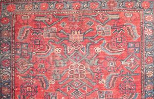 A Melayer runner, West Persia, modern