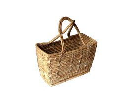 A miscellaneous group of baskets
