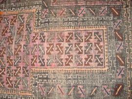 A Belouch prayer rug, East Persia, circa 1930