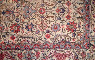 A Tabriz carpet, North West Persia, 1950