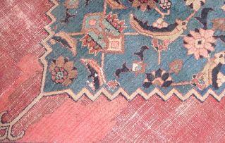 A North West Persian rug, circa 1940