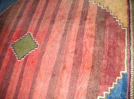 A South West Persian carpet, circa 1950