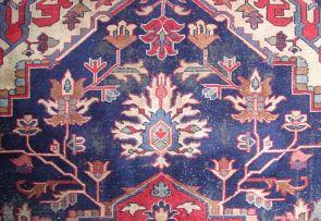 A North West Persian carpet, circa 1950